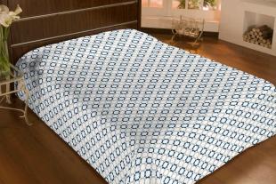 Cobertor Solteiro Flannel Loft Estampado 150x220cm Cores Sortidas Camesa