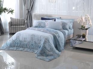 Cobre-Leito King Extra 100% Algodão 260x300 Mandala Soft
