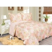 Colcha Evoluition Patchwork King 260x280 Pristi Camesa