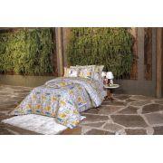 Colcha Solteiro Sleep Innovi 2 PC Enrico  Kacyumara