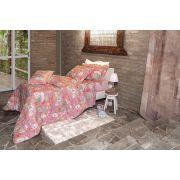 Colcha Solteiro Sleep Innovi 2 PC Liz  Kacyumara