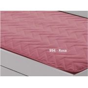 Colcha Solteiro Sleep Innovi 2 PC Rosa Lady Kacyumara