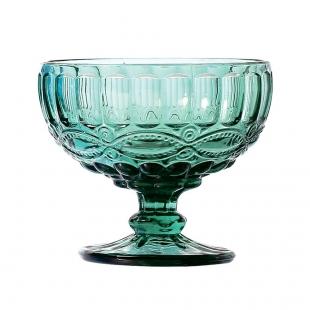 Conjunto de Taças Libélula Multiuso 310ml Azul Tiffany Lyor