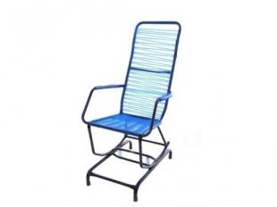 Cadeira de Balanço Serena Cordão Azul Bel'Star