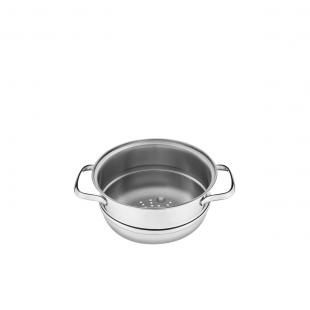 Cozi-Vapore Aço Inox Allegra Tramontina