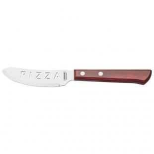 Faca Pizza Inox Polywood Tramontina