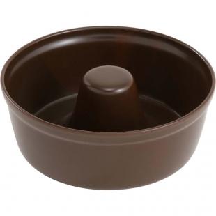 Forma Para Bolo 23cm 1800ml Chocolate Ceraflame