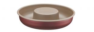 Forma para bolo em alumínio revestimento interno Tramontina