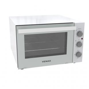 Forno Elétrico Bancada 45L 127V Grand Gourmet Branco Venax