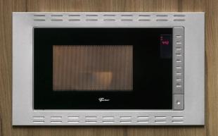 Forno Micro-ondas Fit Line Embutir 25L Inox 127V Fischer