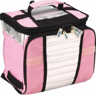 Ice Cooler Rosa 7,5L Mor
