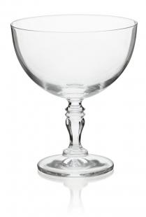 Jogo 6 Taças Cristal 300ml Gloria Sobremesa Etilux