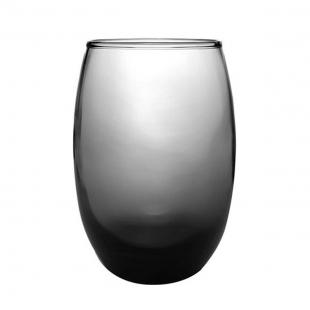 Jogo Copos Aruba Long Drink 475ml Cinza 6 peças SM Aruba