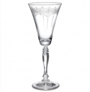 Jogo de Taças 6 Pçs Vinho Branco 190ml Victoria Bohemia