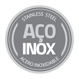 Kit Para Assar 2 Pcs Aço Inox Preparar e Servir Tramontina