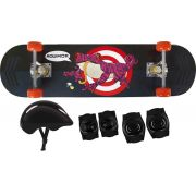 Kit Skate Infantil Sapo Mor