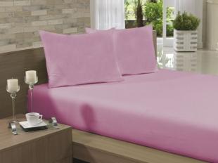 Lençol Avulso Queen Especial 235x275 Rosa Soft