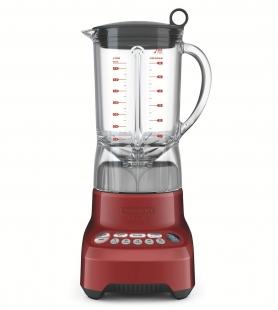 Liquidificador Breville Gourmet Vermelho 1100W 1,5L 127V Tramontina