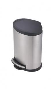 Lixeira Onix inox 5L Mor