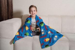 Manta Fleece Sofá Solteiro Estampada Avengers 1,25x1,50 cm Lepper