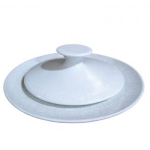 Manteigueira 12 Linha Itamaraty Noiva Porcelana Schmidt
