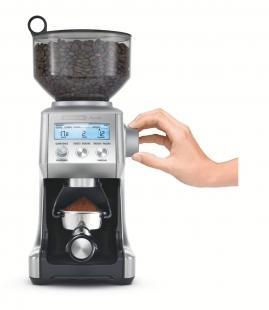 Moedor de Café Breville Express Aço Inox 60 Níveis 127V Tramontina