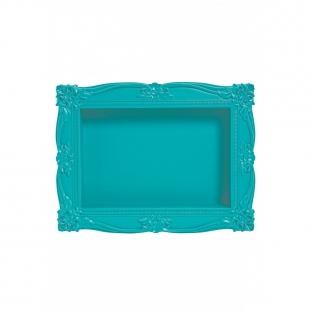 Nicho de Parede Azul 4046 Mart