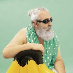 Óculos de Natação Adulto Antiembaçante Mor