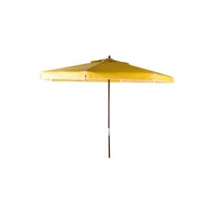 Ombrelone Bagum 3,00 metros Amarelo Bel Fix