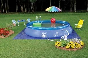 Piscina Inflável Splash Fun Ø4,50m x 90cm 12000 Litros Mor