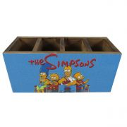 Porta Controle e Objetos The Simpsons Vintage Concept