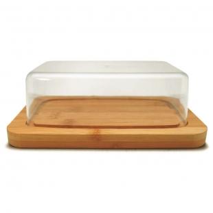 Porta Manteiga Bambu 2 peças Tyft Yoi