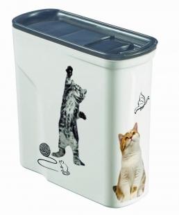 Porta Ração Hermético 2L Estampa Pet Keter