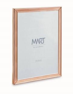 Porta Retrato 15x20 Rose Gold em Metal 11257 Mart