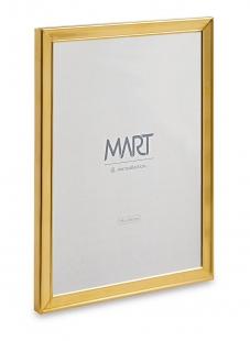 Porta Retrato Dourado em Metal 15x20 cm 11263 Mart