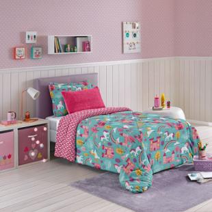 Porta Travesseiro Dream Kids 50x70 cm Hedrons
