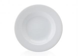 Prato Fundo 23 Linha Convencional Branco Porcelana Schmidt