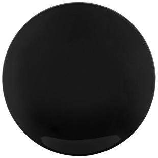 Prato Raso 28cm Preto Coup Black Oxford