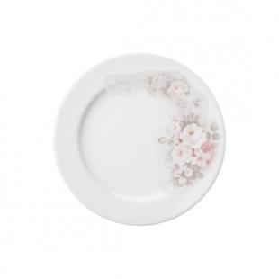 Prato Sobremesa 19cm Itamaraty Eterna Porcelana Schmidt