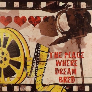 Quadro Decorativo 40x40cm Movies The Place Goods