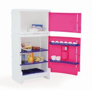 Refrigerador Duplex De Brinquedo Casinha Flor Xalingo