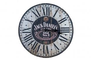 Relógio De Parede Jack Daniels 34cm Estampas Diversas