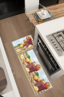 Tapete Cozinha 50x70 Dolce Vita Frutti Corttex