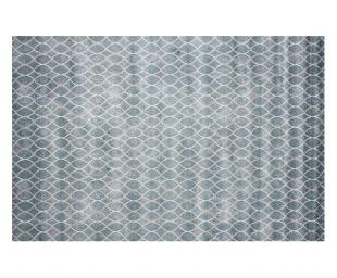 Tapete Happy Azul 0,80x1,20 m Global Decor