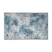 Tapete Mônaco 1,40x2,00 Batik Azul Kacyumara