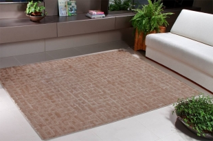 Tapete Veneza 150x200 Chocolate Niazitex