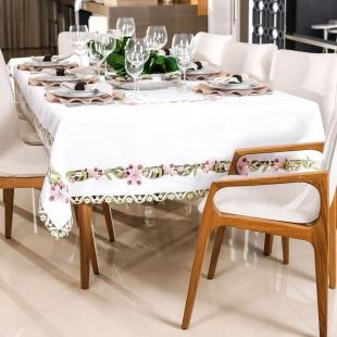 Toalha de Mesa Giardino 160x220 Tessi