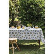 Toalha de Mesa Limões Impermeável 1,60x2,20m Kacyumara
