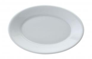 Travessa Rasa 17 Linha Convencional Branco Porcelana Schmidt