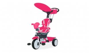 Triciclo Comfort Ride Top 3x1 Rosa Xalingo